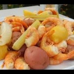 Shrimp Or Oysters Brochette – Sea Food Recipes – Healthy Food