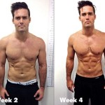 Buffing up: Spencer Matthews reveals how he went from a regular guy to Men's Health cover model in six weeks – Daily Mail